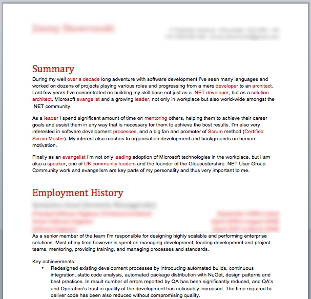 Ingenious  The undergraduate finance student penned a refreshingly sincere cover letter this week asking for